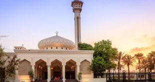 المسجد الكبير في دبي